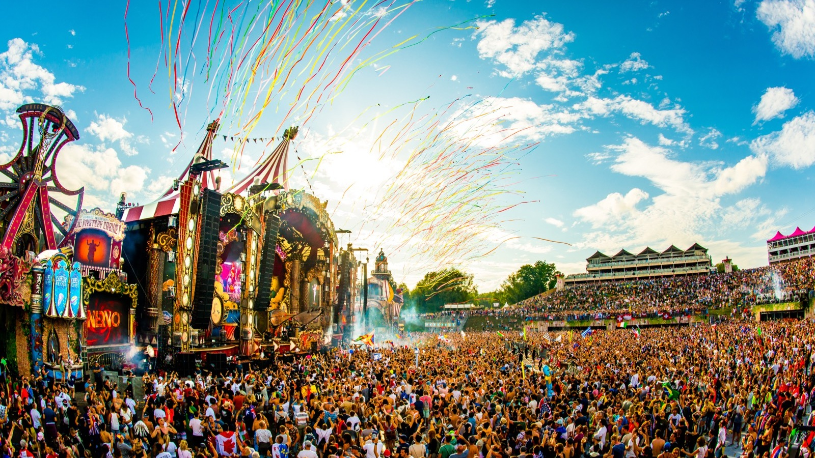 Tomorrowland 2017 Amicorum Spectaculum